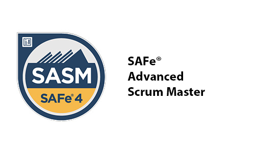 badge SAFe advanced scrum master