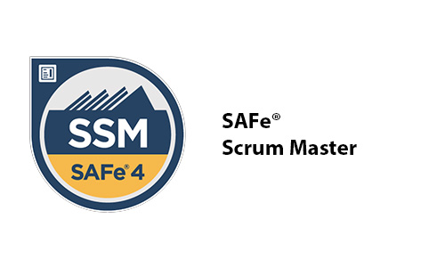 badge SAFe scrum master