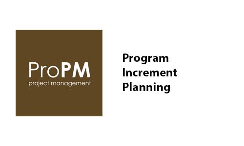 program increment planning